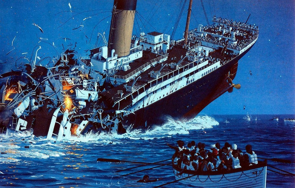 TITANIC — A night to remember, THE STORY HOLLYWOOD NEVER TOLD ...